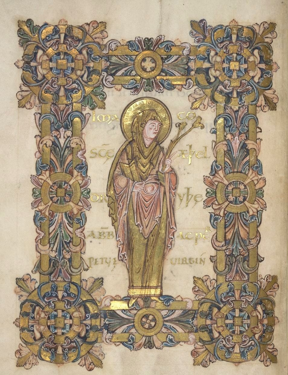 Aethelthryth of Ely