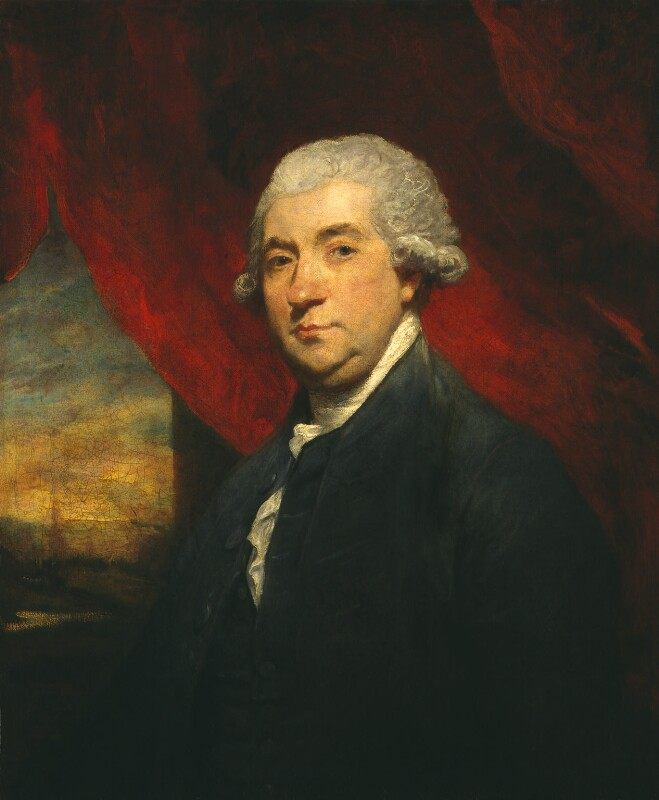 Portrait of James Boswell, Sir Joshua Reynolds