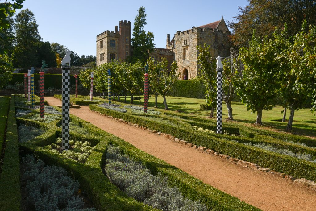 Gardens at Penshurst Place