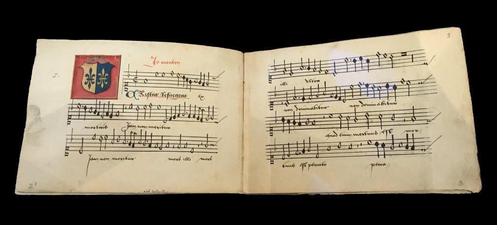 Fugger Partbooks Austrian National Library