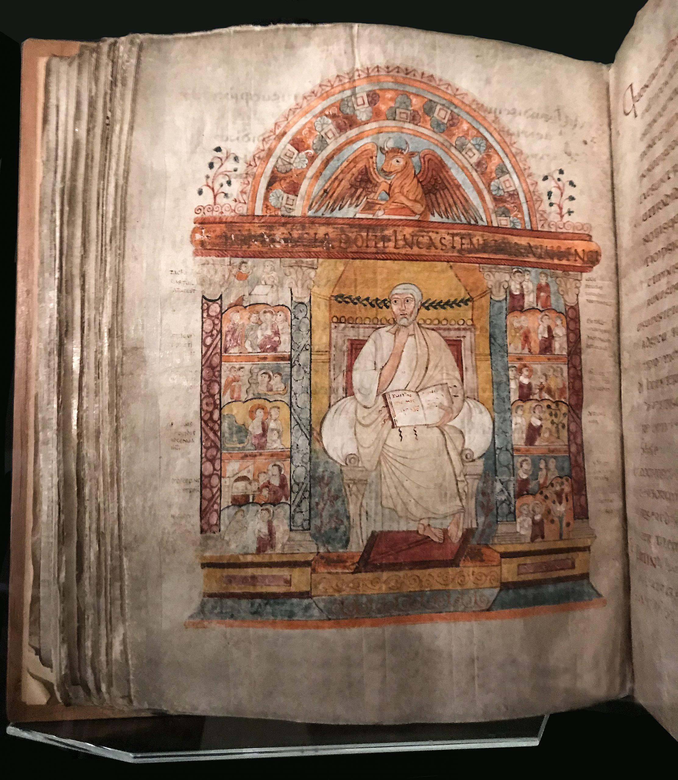 The St Augustine Gospels