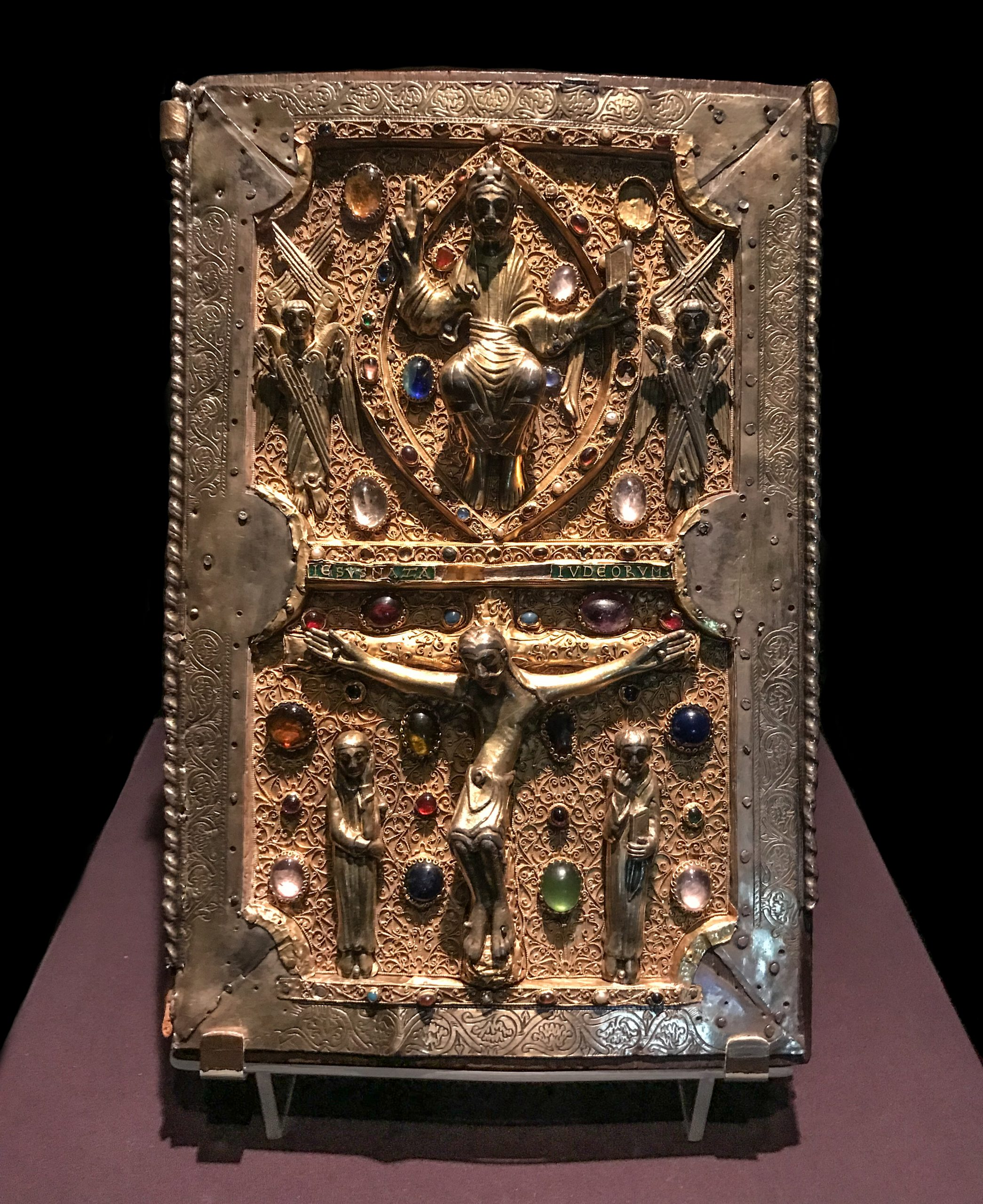 The Judith of Flanders Gospels