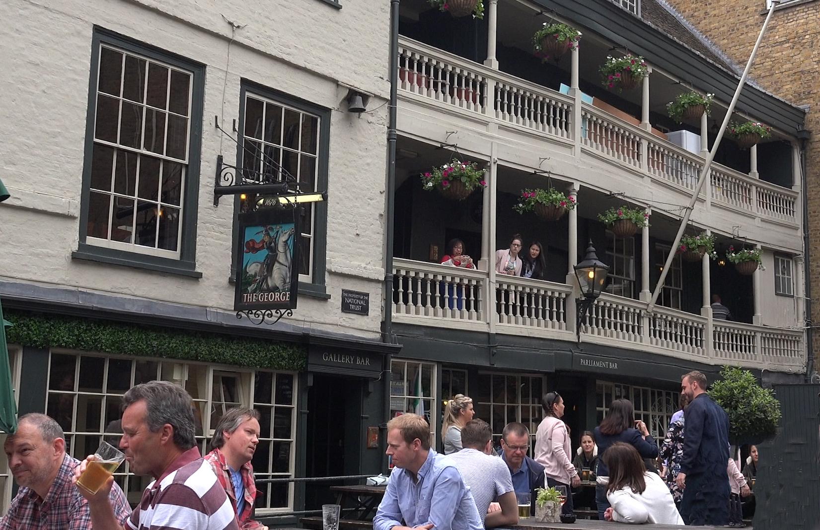 The George Inn Southwark